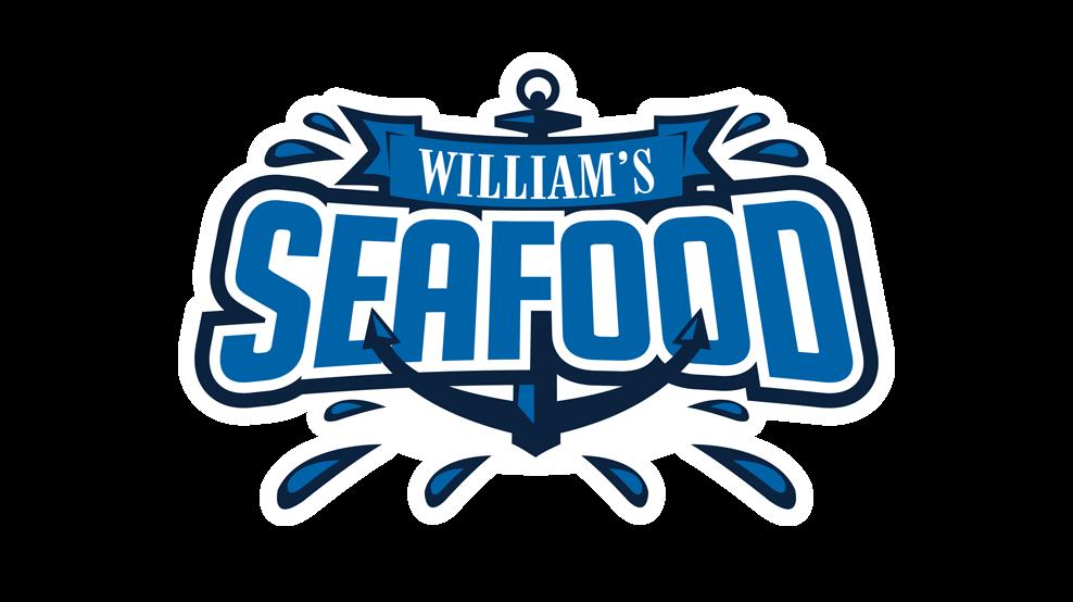 William's Seafood - Hockey Logo