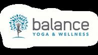 Balance Yoga And Wellness - Logo