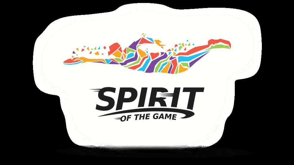 Spirit Of The Game - Logo
