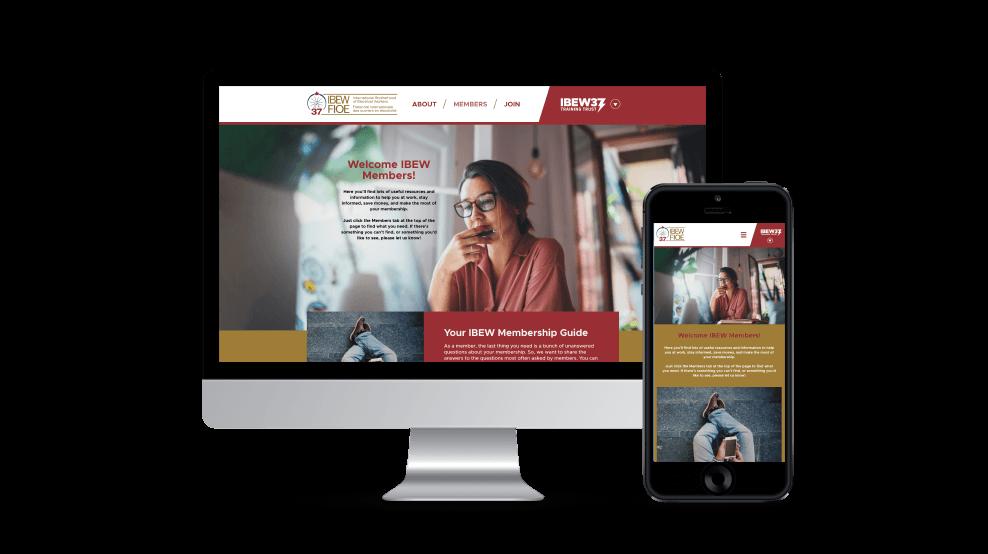 IBEW37-Website